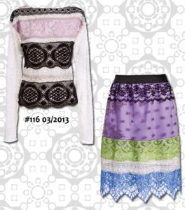 New Clothing Lace fabric