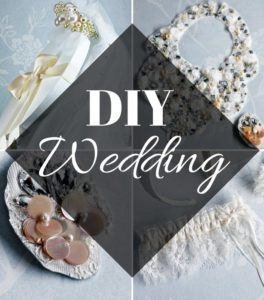D I Y Lace Accessories Make Yourself Bridal Accessories
