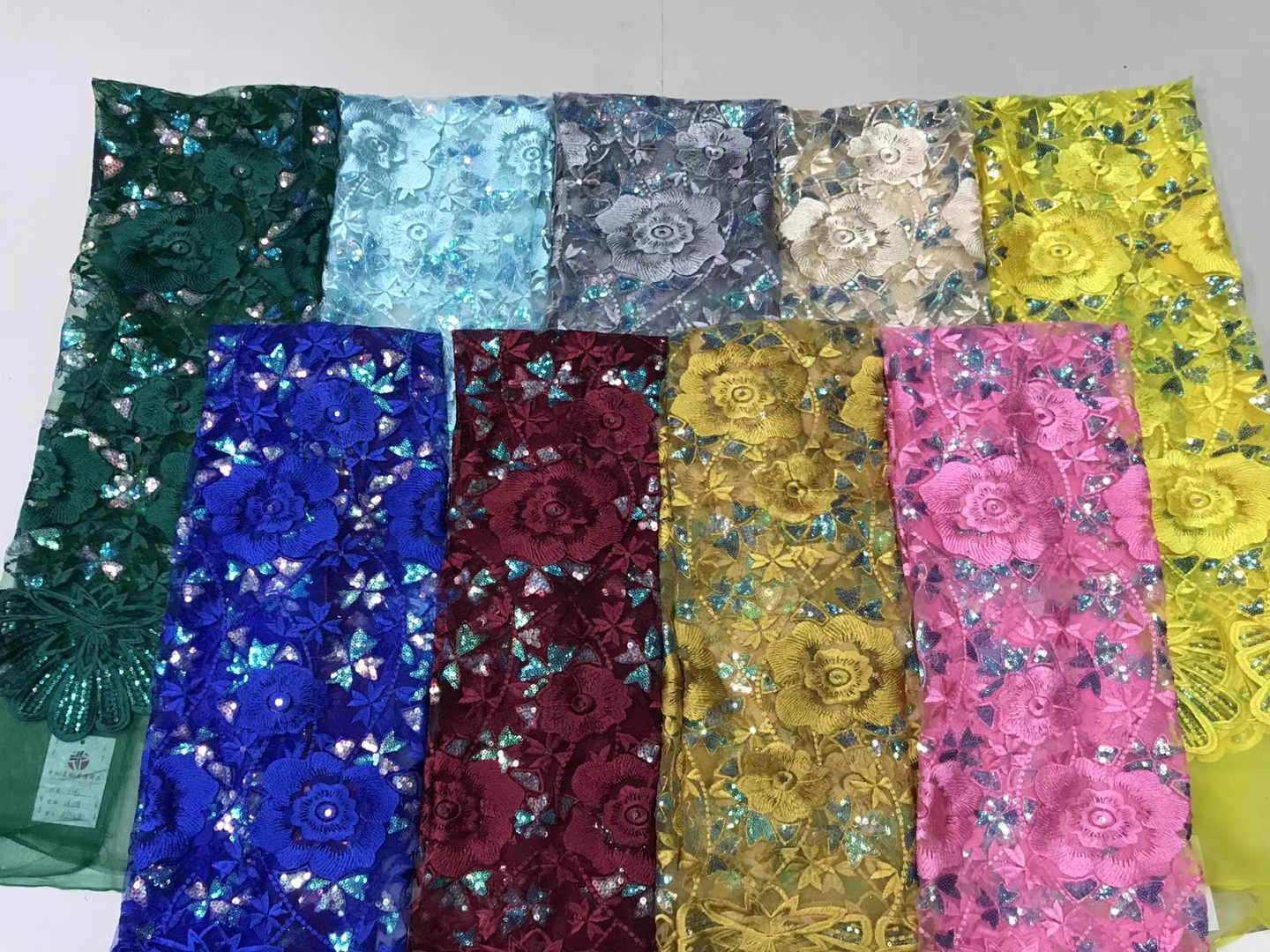 party dress lace fabric