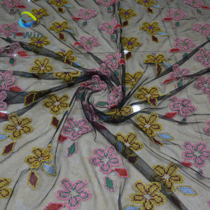 Embroidery Mesh Fabric for wholesale