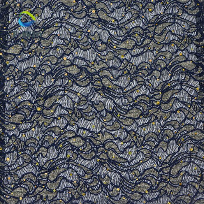 Sequin Lace Clothing Fabric