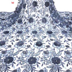 Organza lace