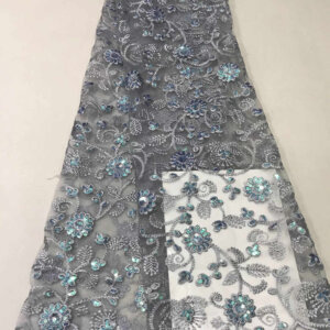 Lace fabric Embroidery from China