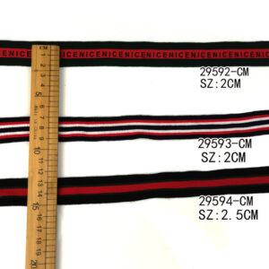 polyester ribbon trim
