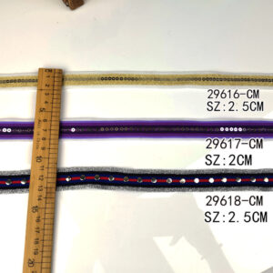 Beaded Ribbon Trim