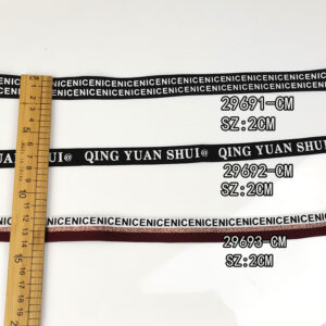 stretch ribbon trim