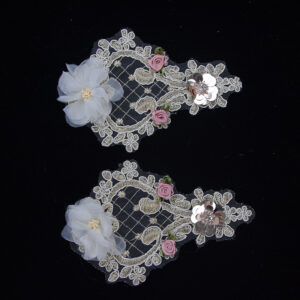 cord lace flowers