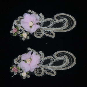 guipure lace flowers