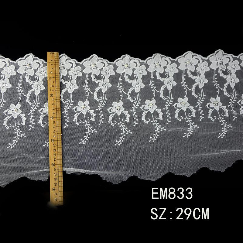 cotton mesh Lace Trim
