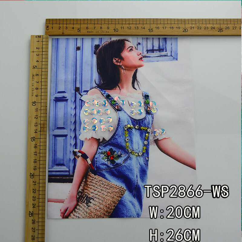 3d print shirt patch