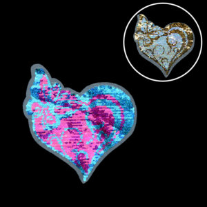 Diamond Sequin Patch Fashion Accessories For Garment