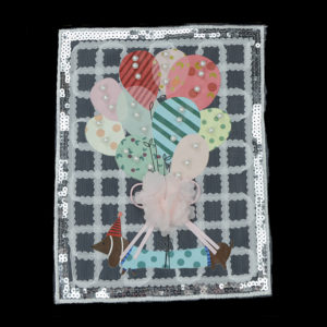 Cat Guipure Patch For Lady Clothing Winner Sew-on