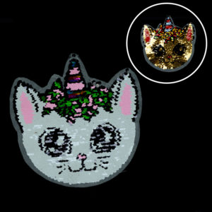 Animal Reversible Patch Accessories For Garment ,the best manufacturer in China Guanhzhou,high quality and wholesale price for customers