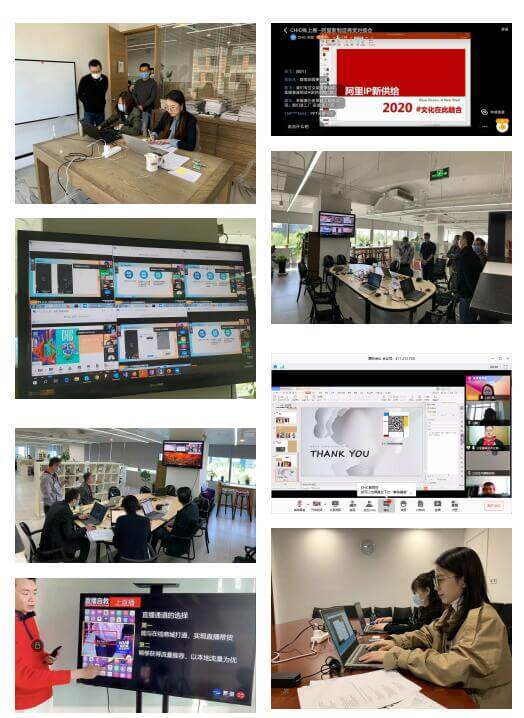 CHIC-China International Fshion Fair Online Exhibition to the opening of today's exhibition。The number of visitors on the first day was as high as 67,998!