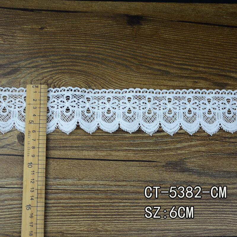 White Lace Trim Guipure Lace Trim Hot-selling in 2020