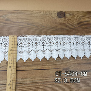 wide lace trim