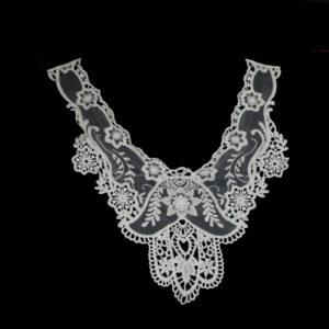lace neck