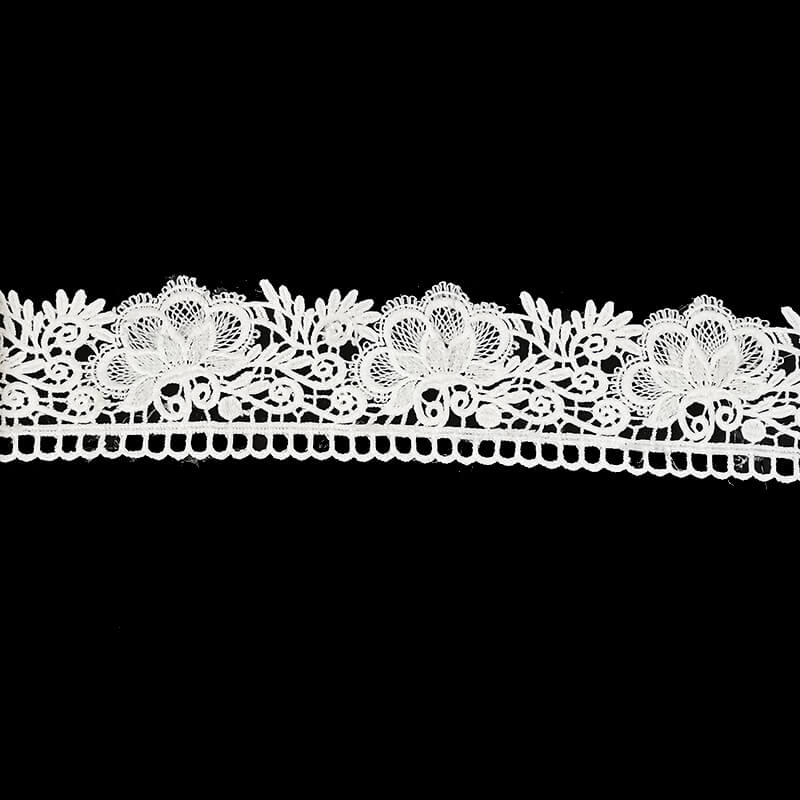 embroidery lace trim