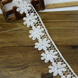 Guipure lace wholesale