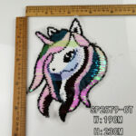 New Sequin Patches Wholesale Models in December 2020